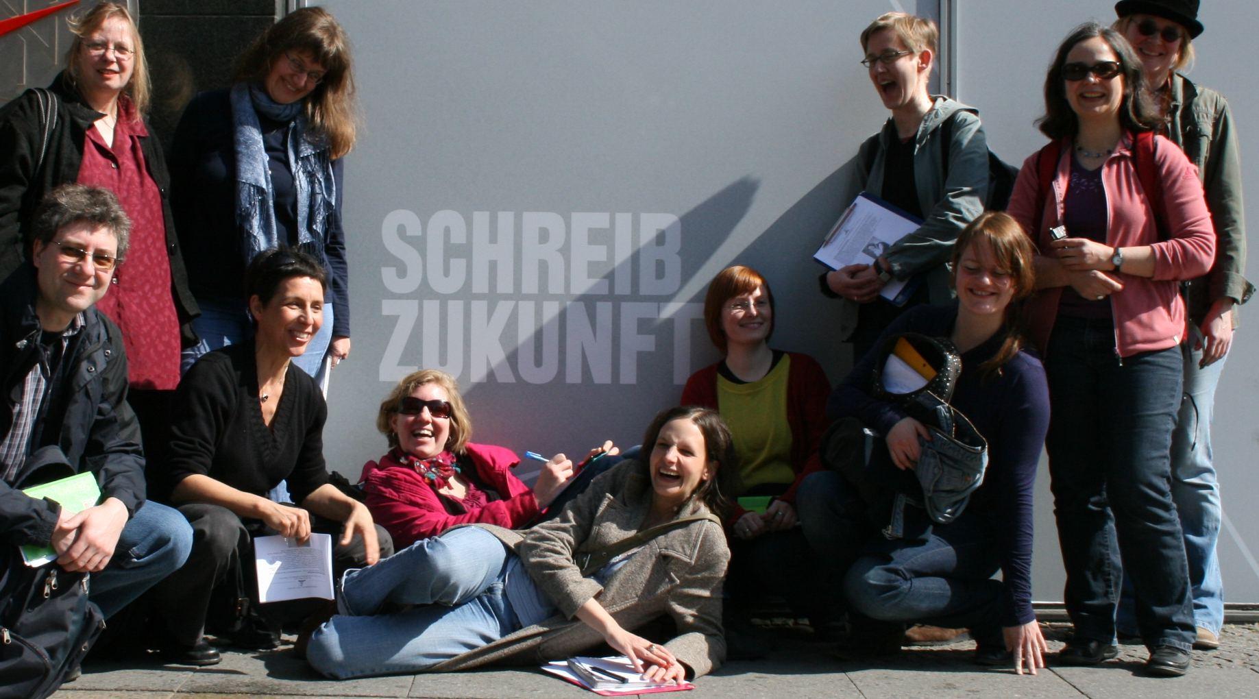 Arbeitskreis Schreibdidaktik Treffen 2010 in Berlin